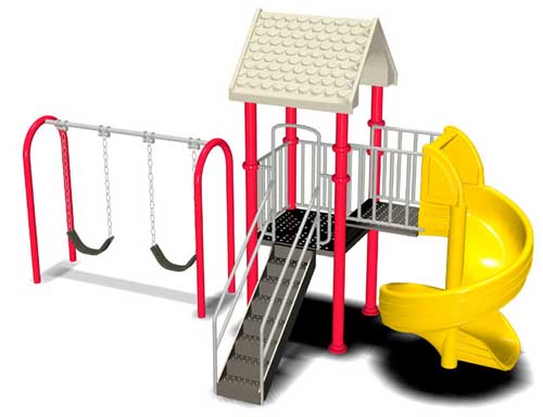 Playground Slide Playgrounds